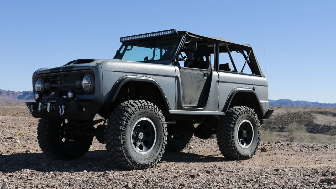 Zero to 60 Designs 1975 Ford Bronco