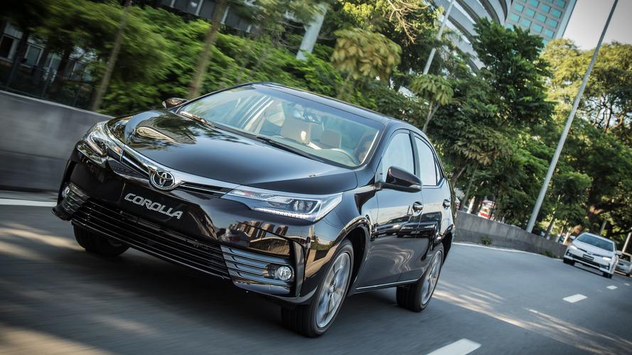 Toyota Corolla recebe novo aumento de preços - agora parte de R$ 92.690