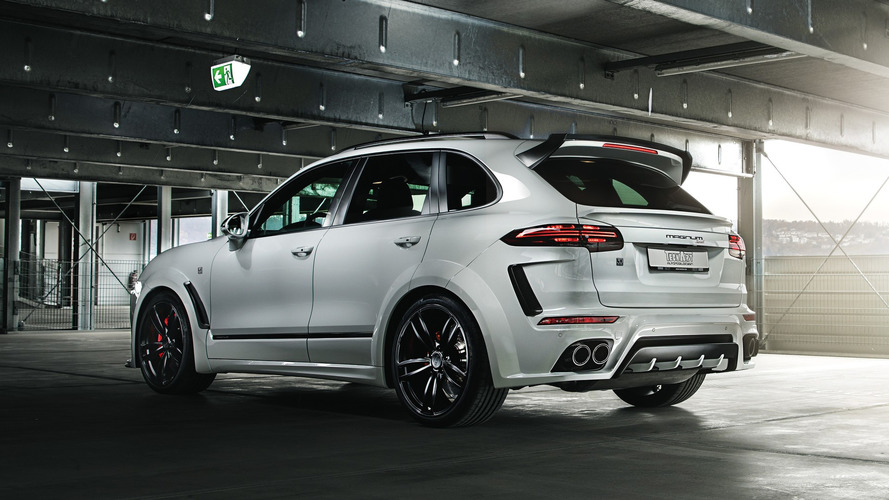 Porsche Cayenne Turbo S TechArt