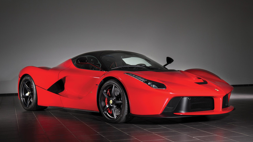 Holy Trinity Of Hypercars Is Up For Auction
