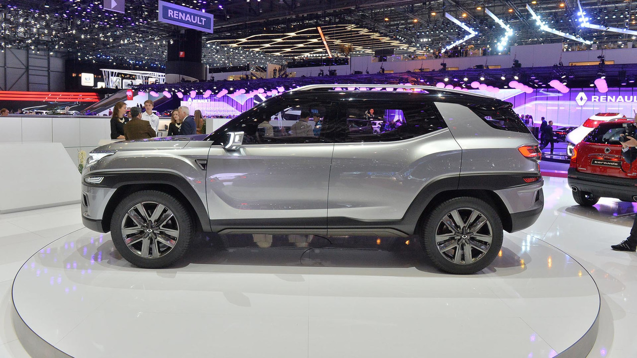 Honda Civic Lease Deals Ssangyong XAVL Concept blends minivan and CUV in chiseled ...