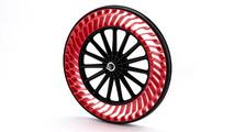 Bridgestone Air Free Concept Tires