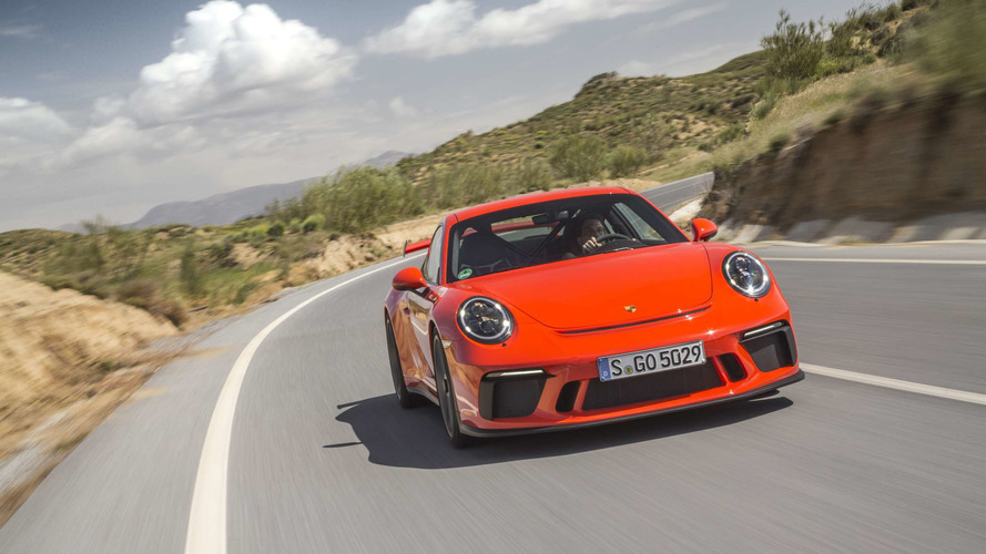 Porsche 911 GT3 To Be Naturally Aspirated For As Long As Possible