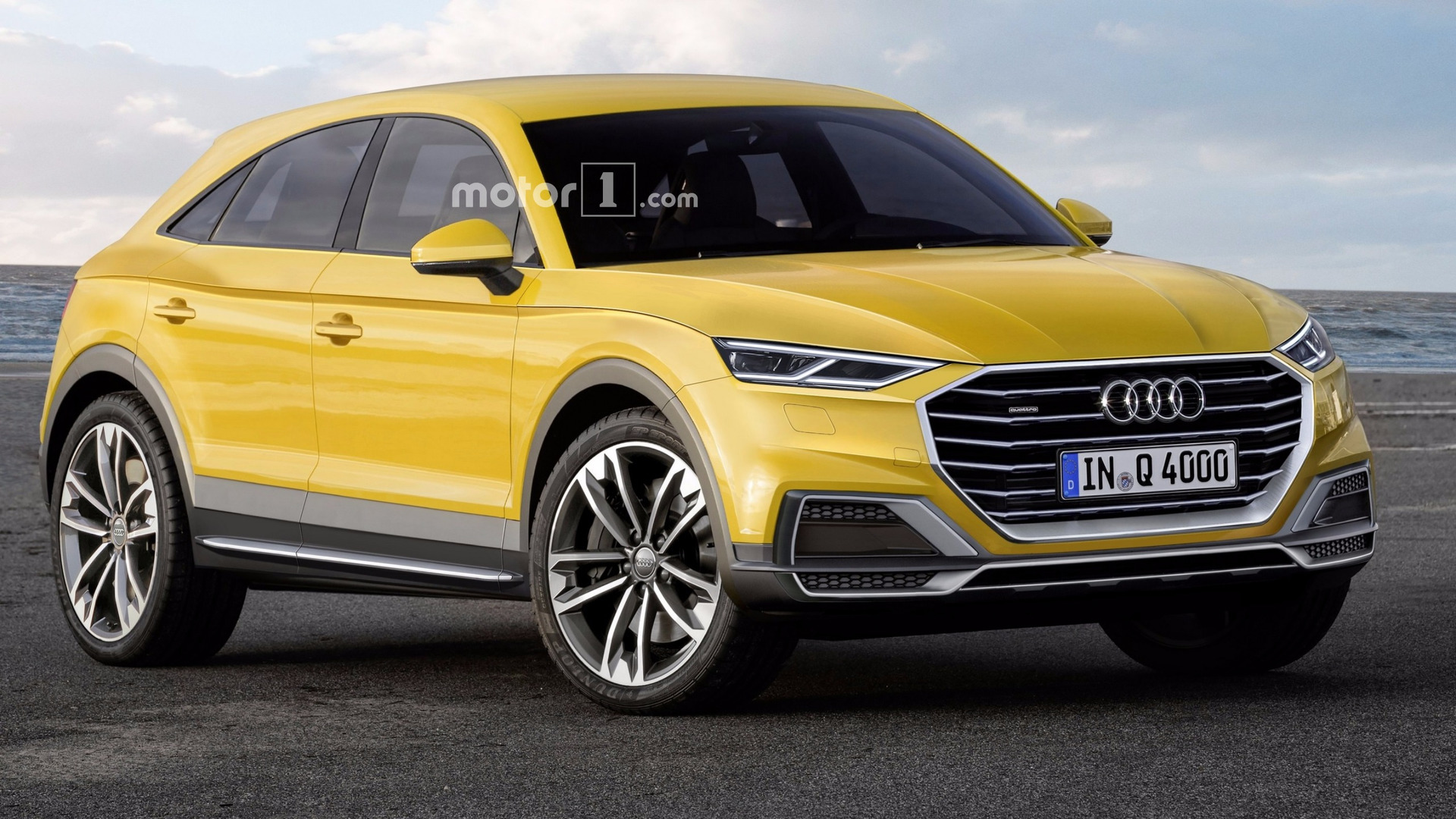 Highlander For Sale >> Will The 2019 Audi Q4 Look Like This?