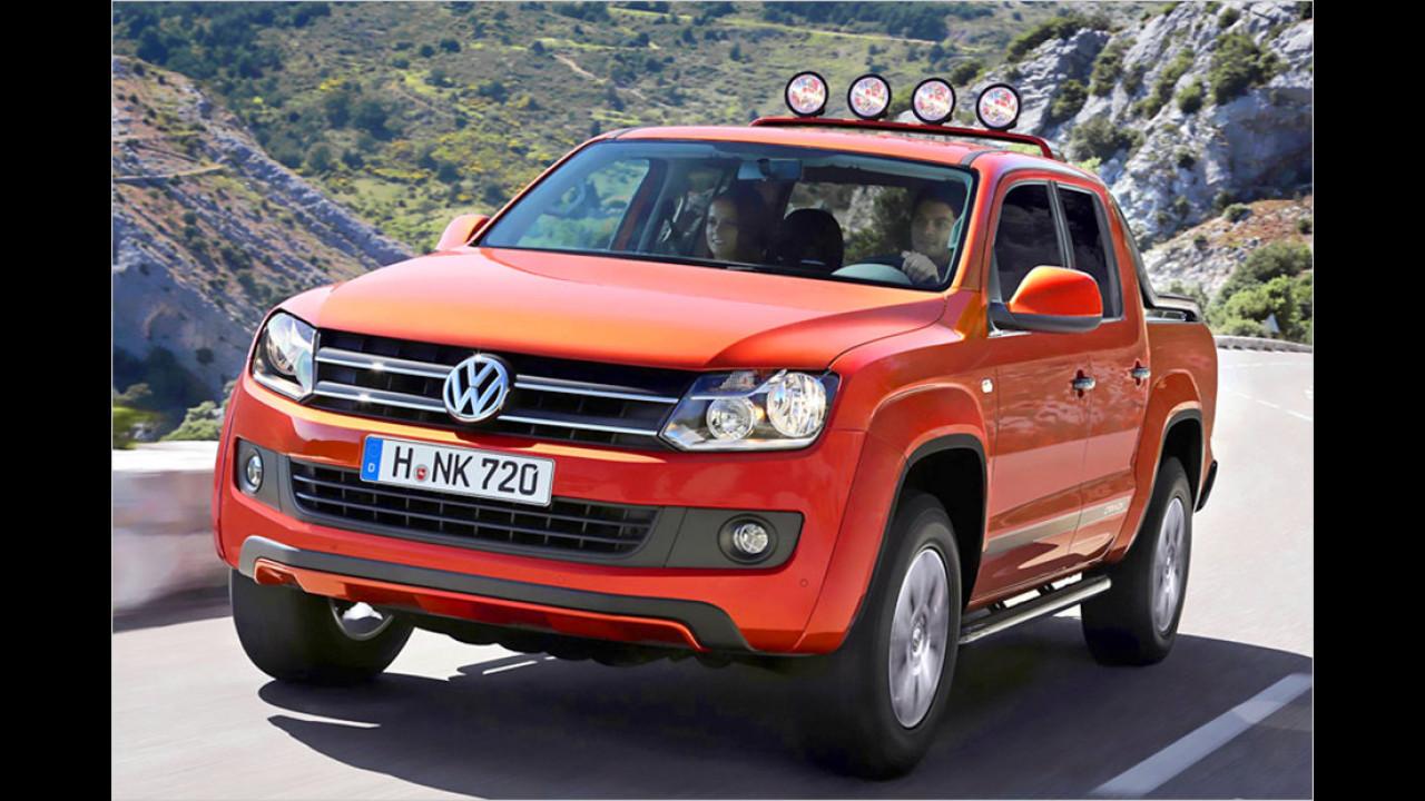 Der Hipster: VW Amarok Canyon
