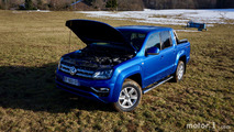 ESSAI Volkswagen Amarok V6 3.0 TDI