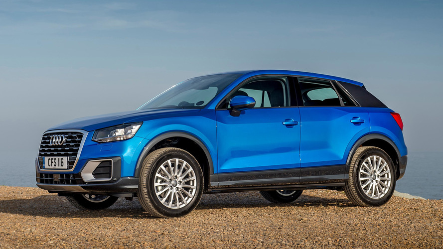 2016 Audi Q2 review: Small, tall and posh