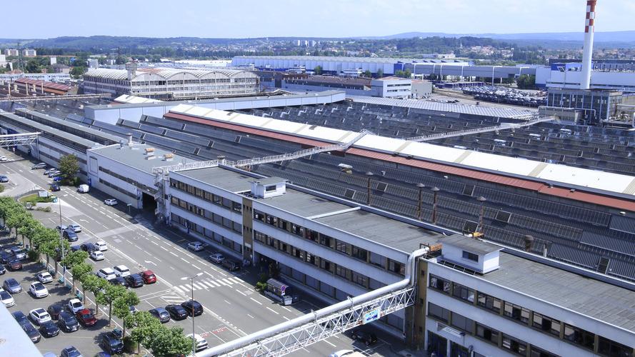 PSA - 200 millions d'euros pour moderniser le site de Sochaux