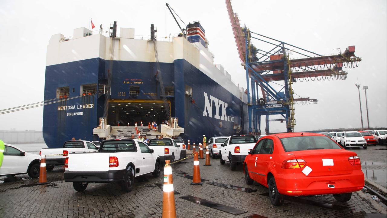 VW Saveiro e Voyage Exportação