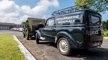 Voitures gendarmerie