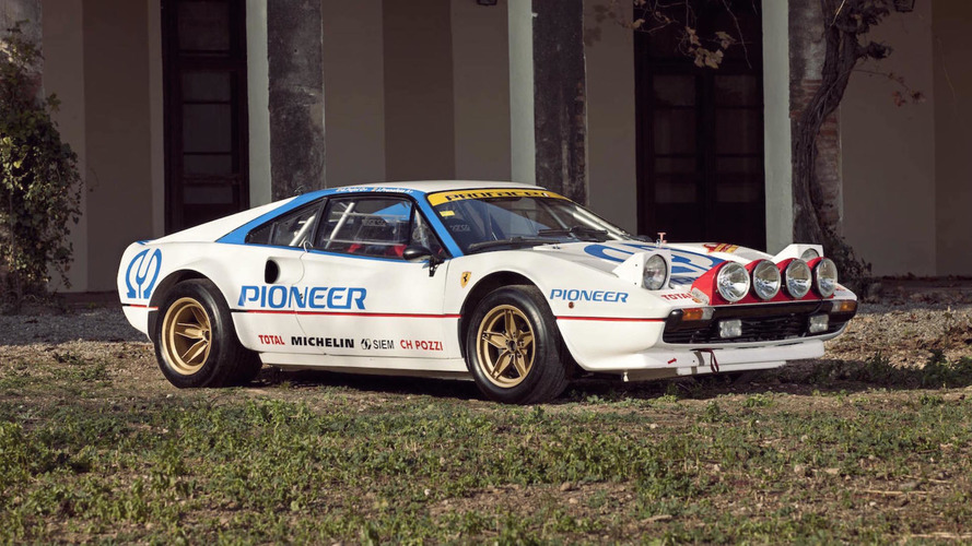 1980 Ferrari 308 GTB Group 4 - Müzayede