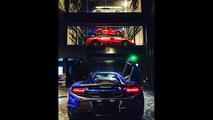 Singapur lüks otomobil otomatı