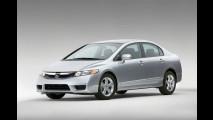 Honda Civic model year 2009 - USA
