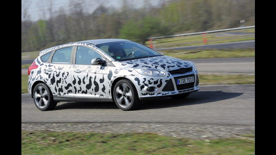Ford Focus ST, prove tecniche di performance