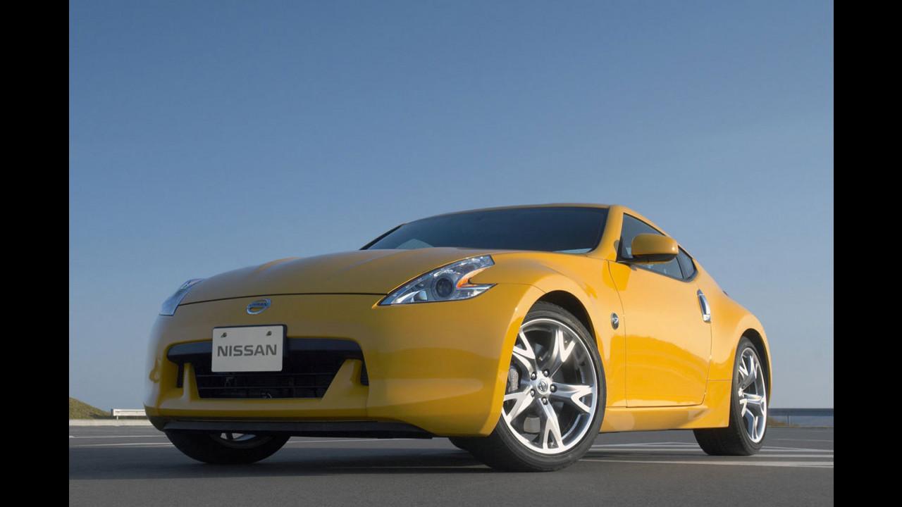 Nuova Nissan 370Z