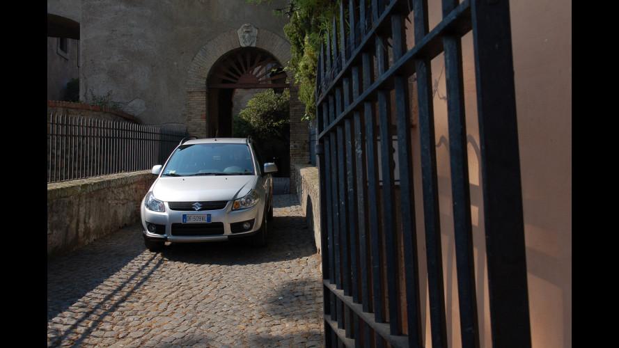 Suzuki SX4 1.9 diesel Outdoor Line