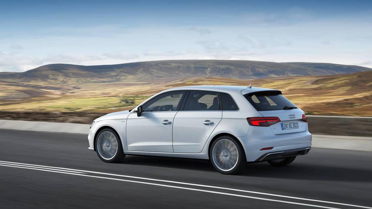 10. Audi A3 Sportback e-tron