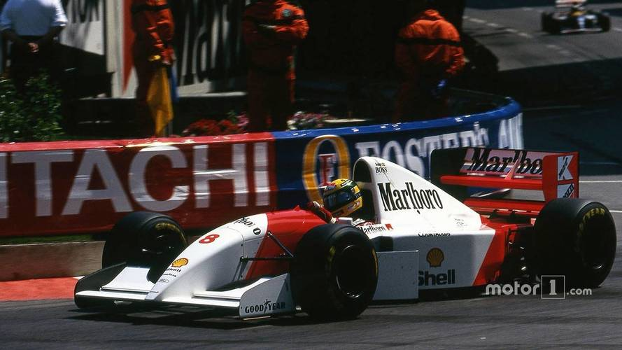 Ex-Senna, Race-Winning McLaren To Be Auctioned In May