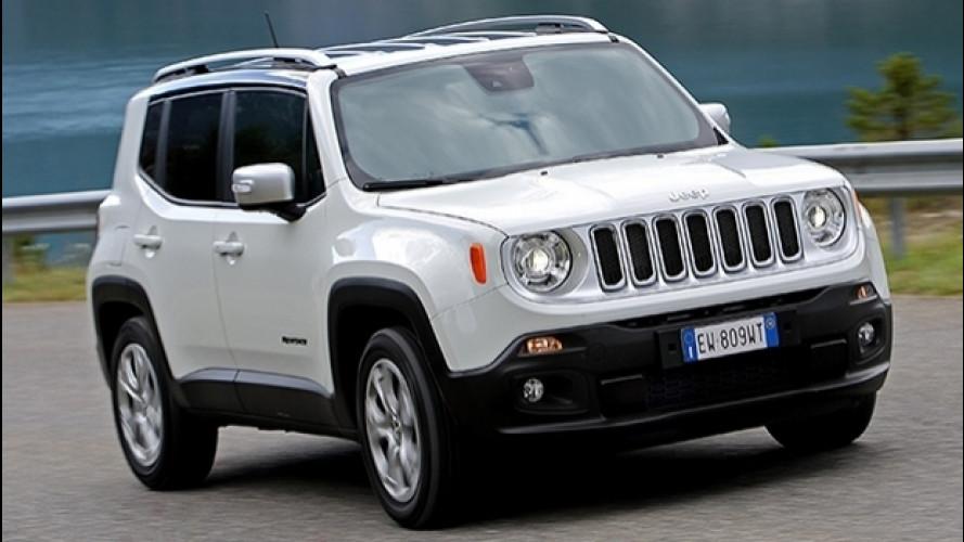 Jeep Renegade, arriva il 1.6 Multijet per neopatentati