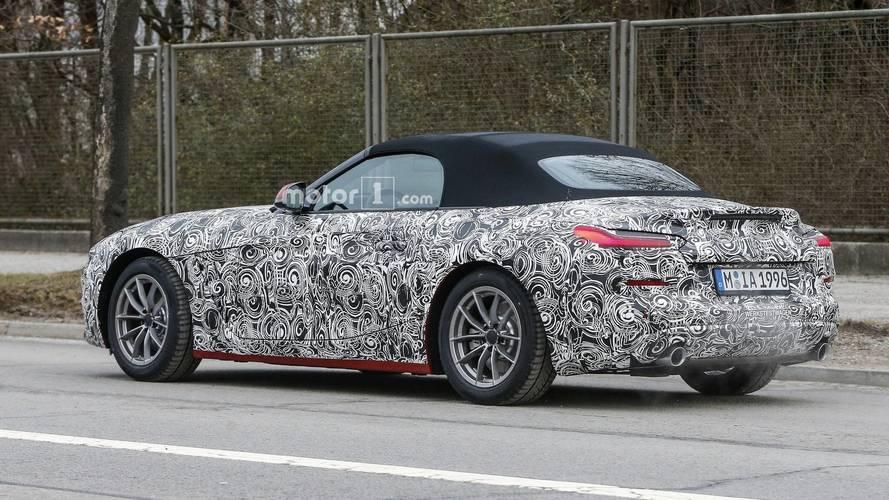 BMW Z4 2018, nuevos detalles estéticos a la vista