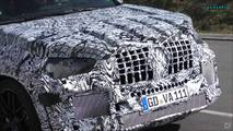Mercedes-Benz GLE 63 spy photo