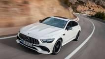 Mercedes-AMG GT Coupé 2018