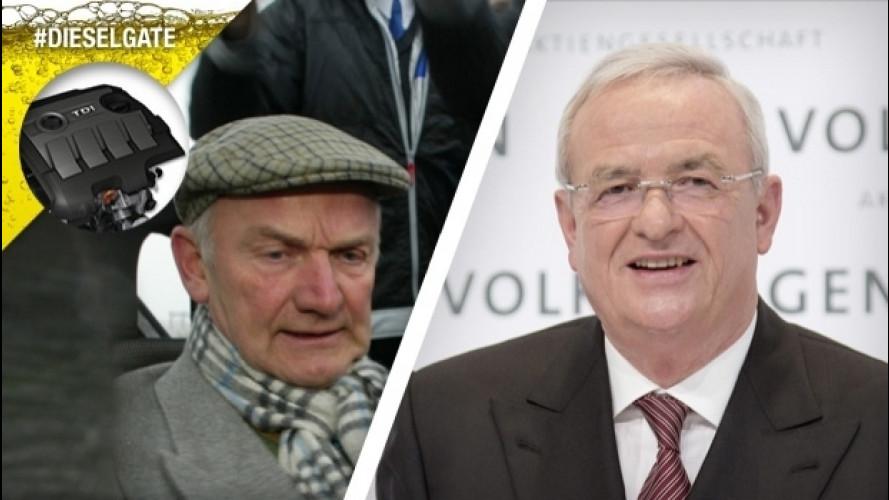 Dieselgate, Volkswagen minaccia azioni legali contro Piech