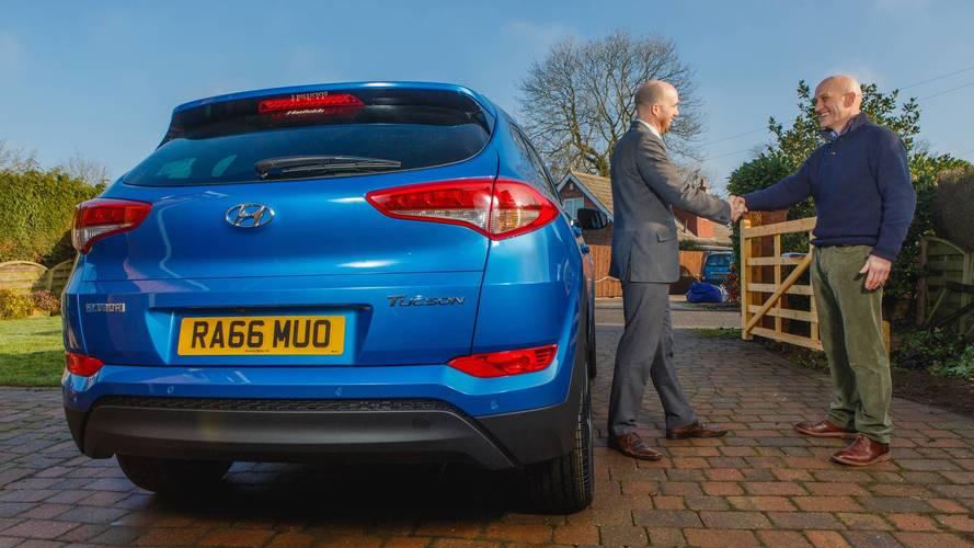 Hyundai is making its UK dealerships go digital