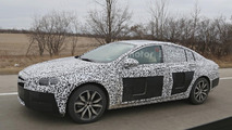 2018 Buick Regal makes spy photo debut