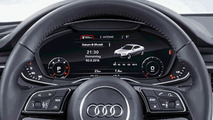 2017 Audi A5 Coupe as seen on the Audi Virtual Cockpit