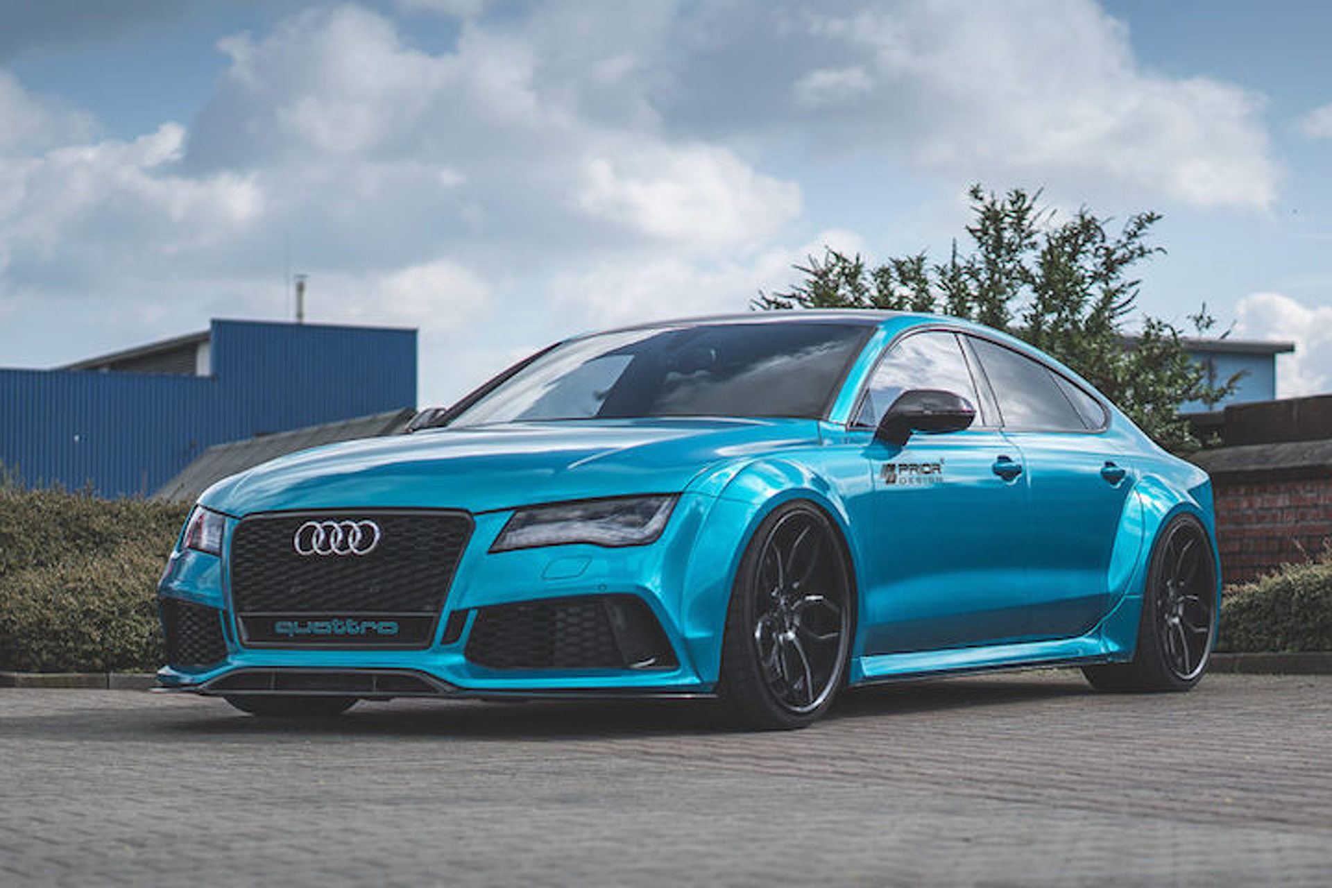 a rs widebody audi magnificent beast is com this photos