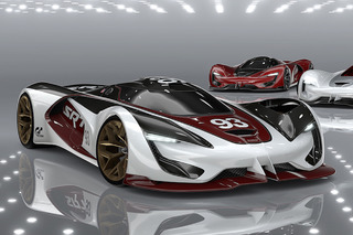 Dodge Unleashes a Monstrous 2,590HP Virtual Supercar for Gran Turismo 6