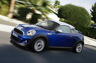 Mini Could Kill Off Coupe, Roadster for New Sportscar