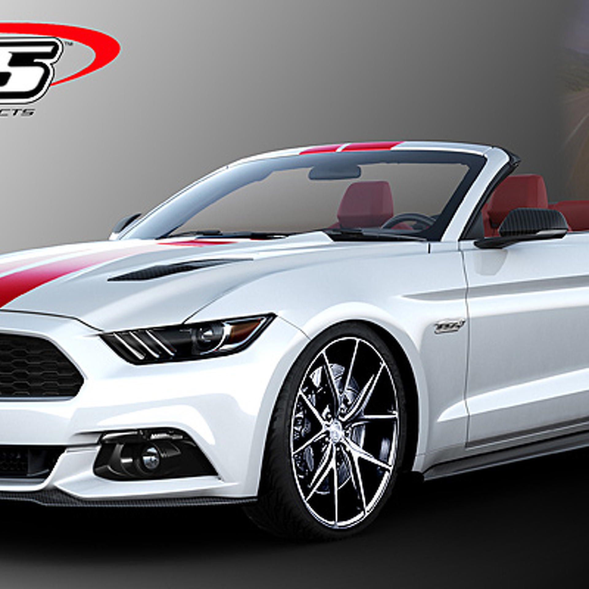 Ford's 8 Custom Mustangs of SEMA 2015