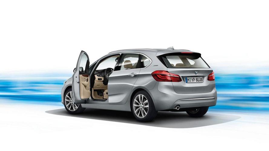 BMW 225xe iPerformance 2018