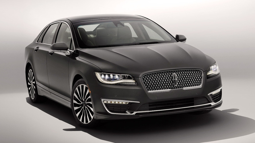 Lincoln downplays coupes and sports cars, will focus on core lineup first