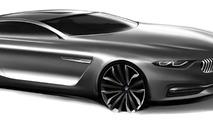 BMW Gran Lusso Coupe concept