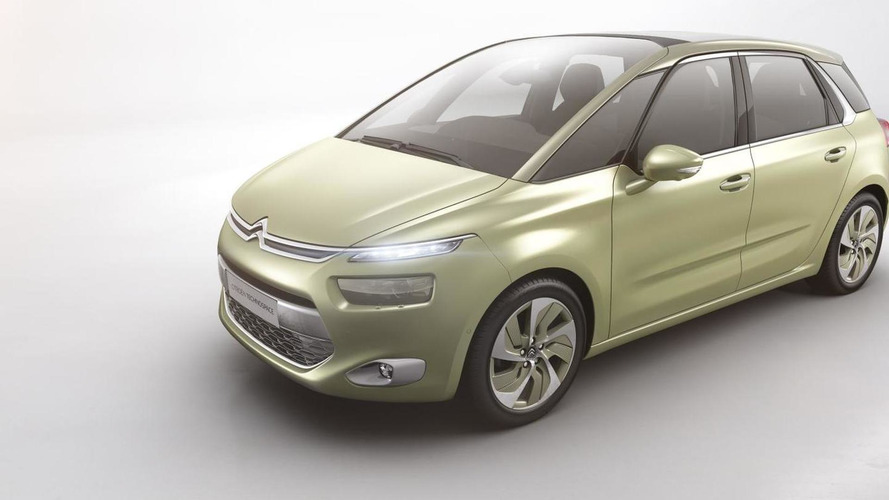 Citroen Technospace concept previews next-gen C4 Picasso