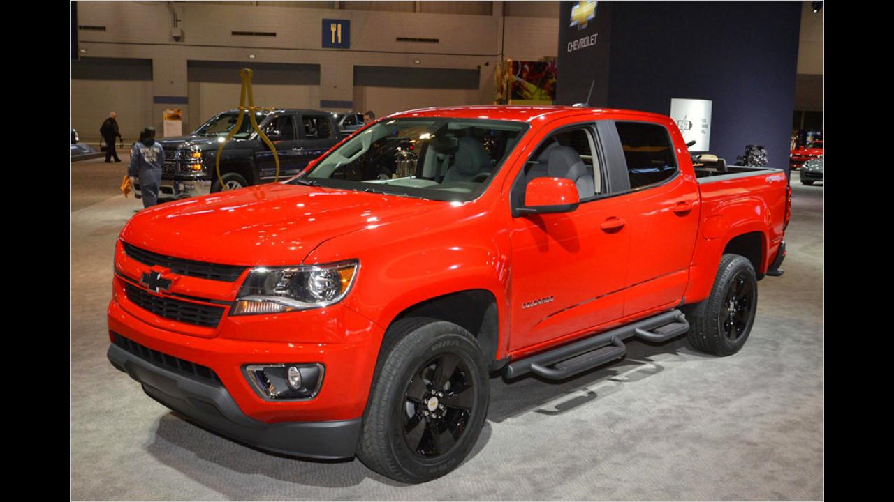 Chevrolet Colorad GearOn-Edition