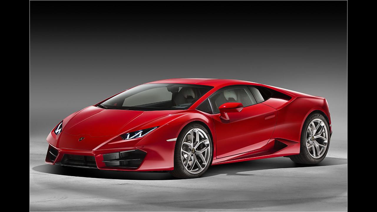 Lamborghini LP 580-2