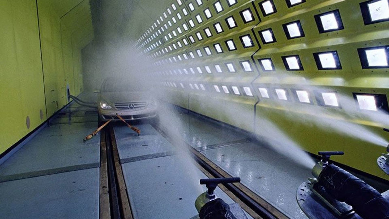 R-Class testing THERMOTRONIC