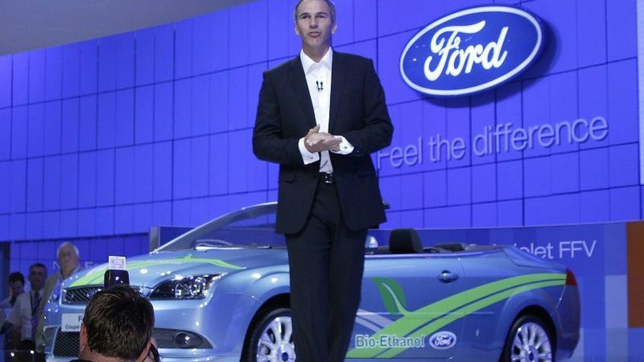 Ford Focus Coupe-Cabriolet FFV Concept Unveiled