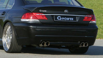 G-Power G7 5.2 K Based on BMW 750i V8