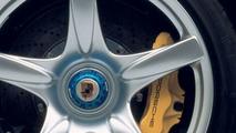 Carrera GT dövme magnezyum jant