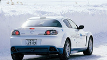 Mazda's RX-8 Hydrogen RE Undergoes First Cold Weather Tests