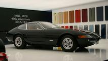 Ferrari 365 GTB4 Daytona at Geneva Motor Show