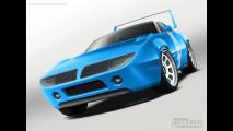 Plymouth Road Runner SUPERBIRD Concept