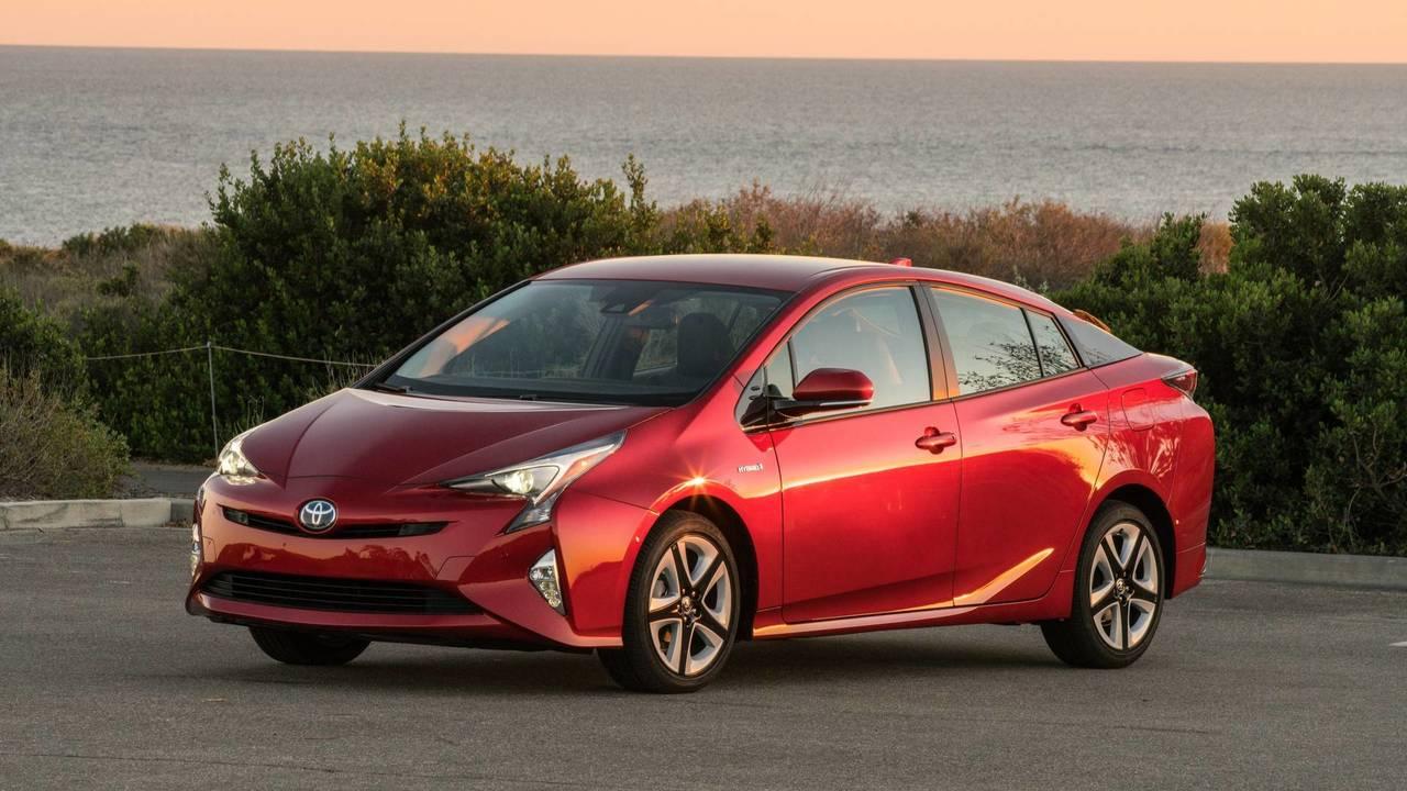 2. Toyota Prius