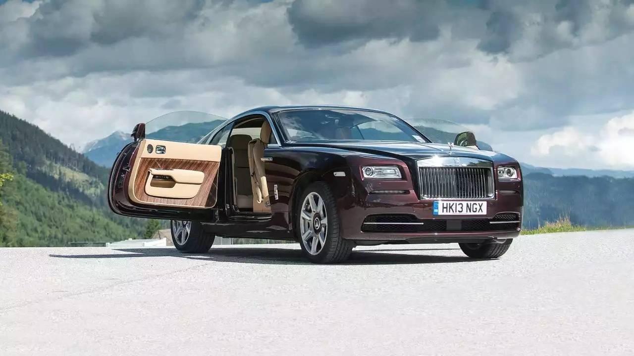 Rolls-Royce Wraith 2018