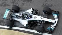 Mercedes AMG F1 W09 2018